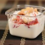 Yogurt Berry Snack