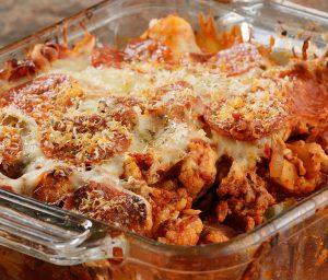 Cauliflower Pizza 1