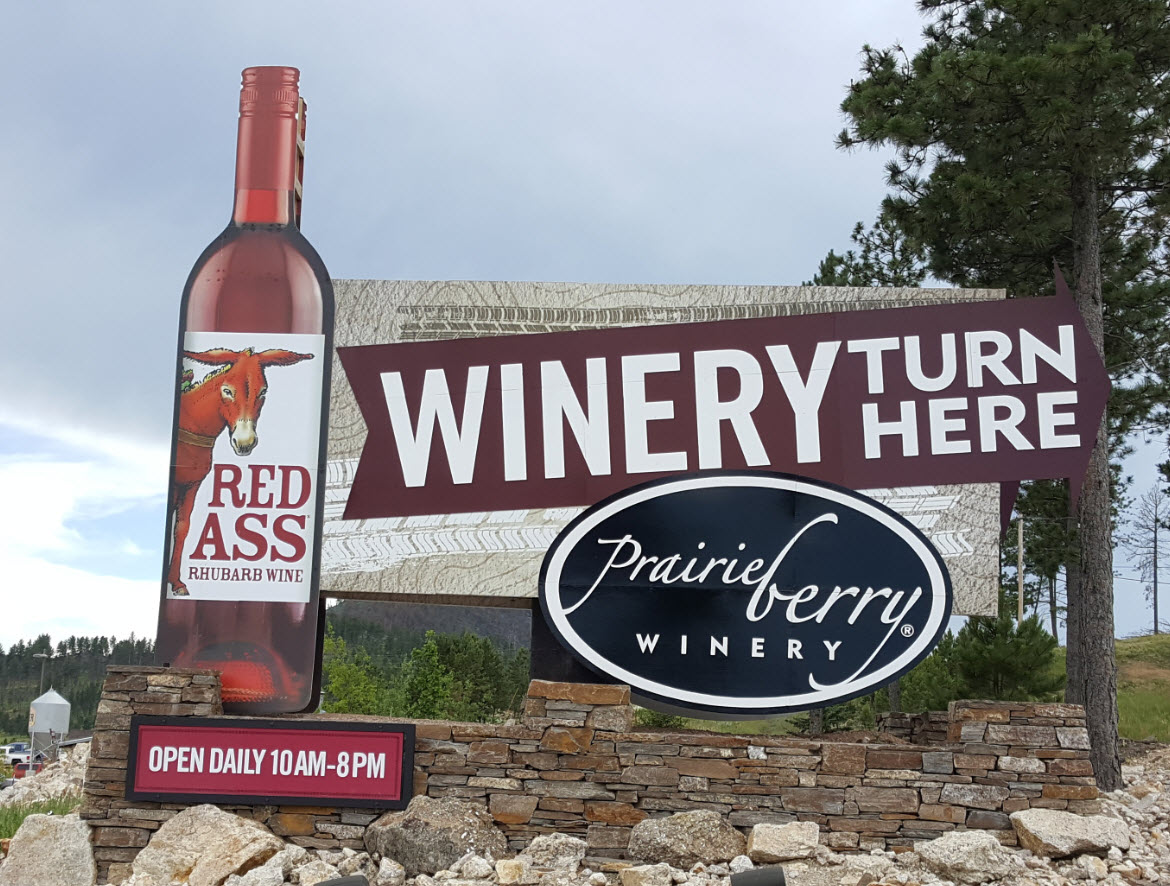 Red Ass Winery