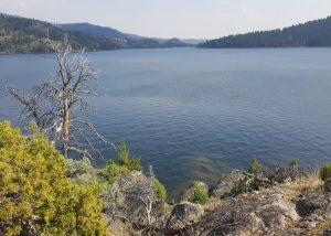 Half Moon Lake, Pinedale, WY